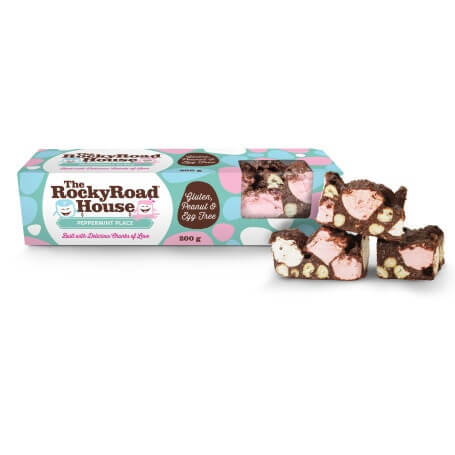 Peppermint Place 200g Gluten Free Chocolate The Rocky Road House